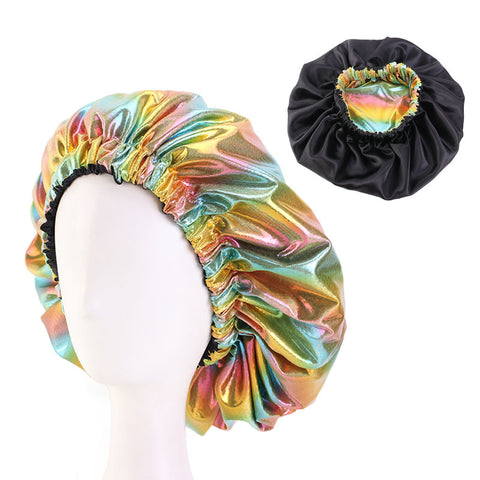 Extra Large Mulicolour #1 Bonnet - Taelor Boutique