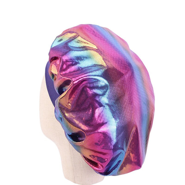 Kids Multicolour #1 Silky Bonnet