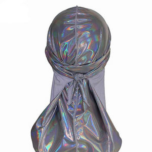 Iridescent Silky Durag - Taelor Boutique