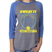 Baseball Sweat It Shirt