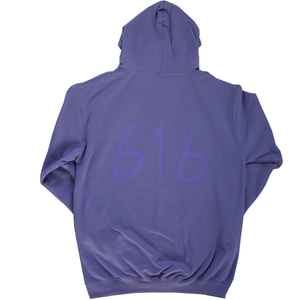 616 HELL's COORDINATES HOODIE (LIMITED EDITION OF 50)