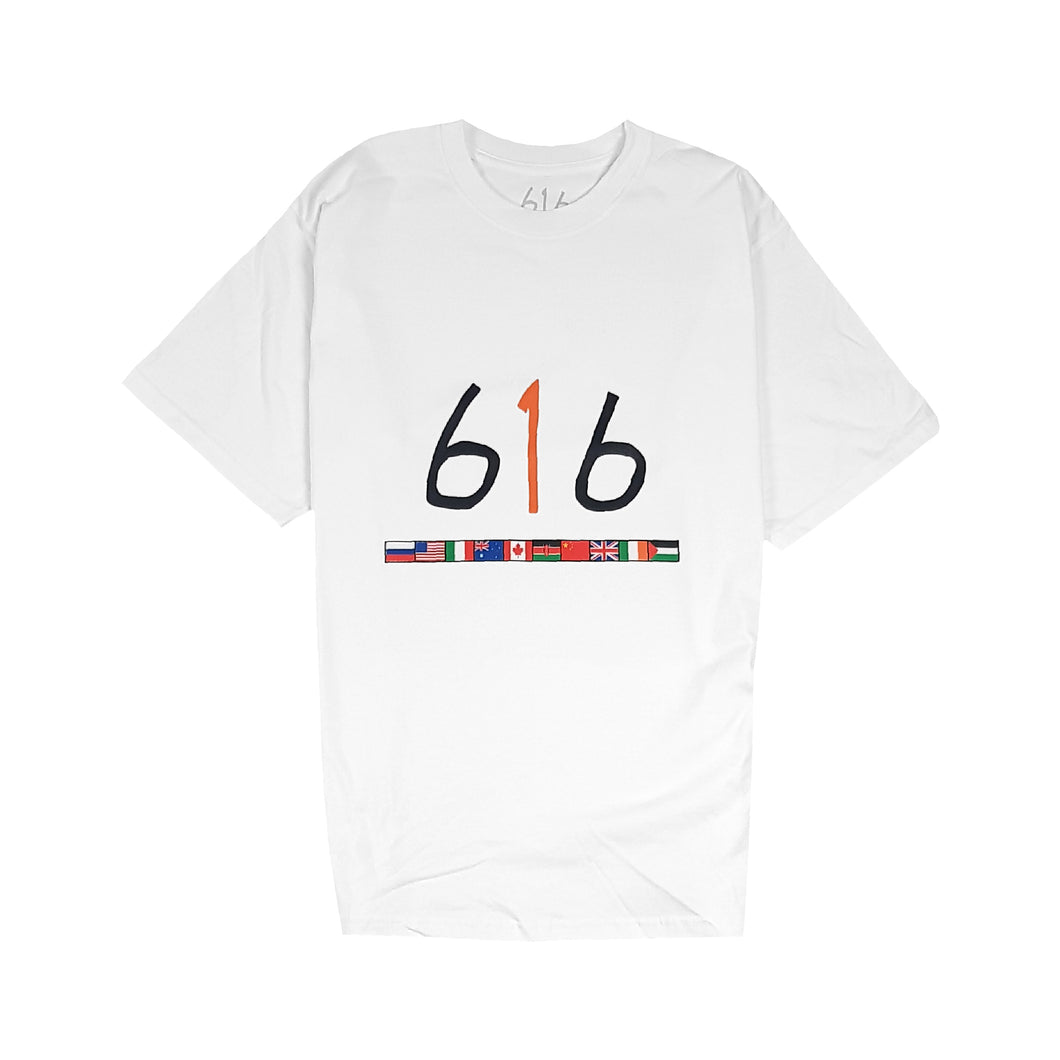 616 SO EFFIN KEWL HEAVYWEIGHT TEE