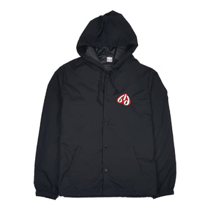 616 HART HOODED WINDBREAKER COACH JACKET