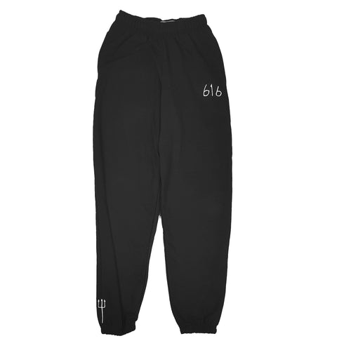 616 DVLGNG JOGGING SUIT BOTTOMS