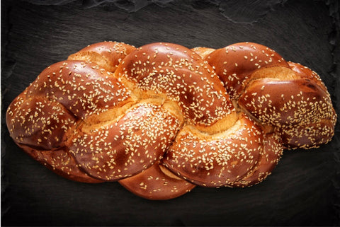 Classic Challah Recipe by Gift Kosher