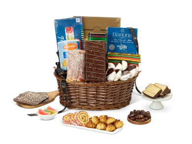 Deluxe Passover Bakery Basket