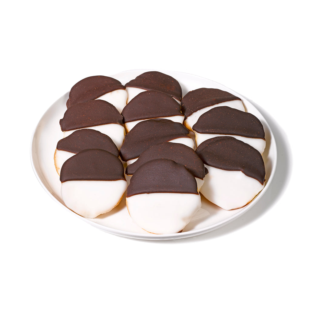Passover Black & White Cookies by Gift Kosher
