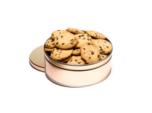 Chocolate Chip Cookie Gift Tin by Gift Kosher