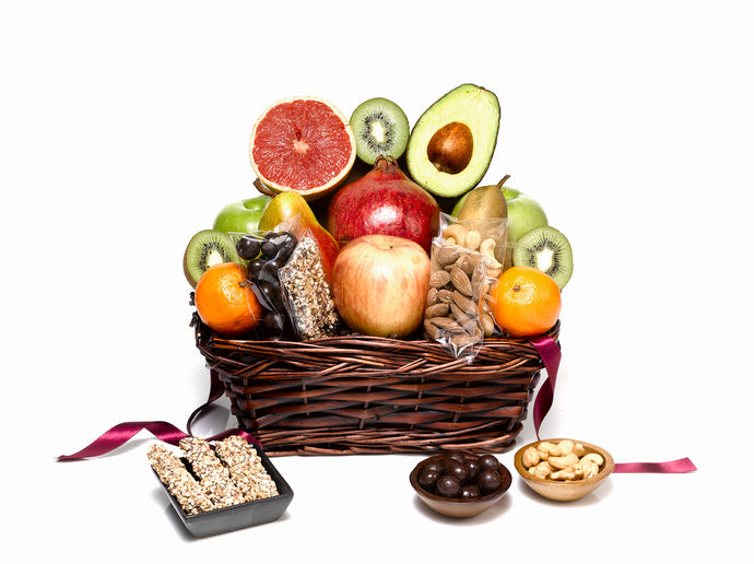 Fresh Fruit Gift Basket by Gift Kosher
