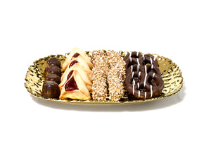 Chocolate Gift Tray A purim gift by Gift Kosher