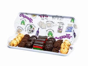 Passover Cookies Gift Tray