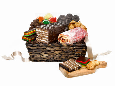 Passover Bakery Gift Basket by Gift Kosher