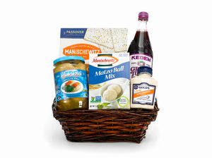 Traditional Passover Seder Gift Basket