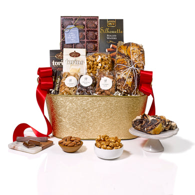 Holiday Gift Basket by Gift Kosher