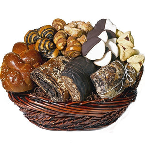 Deluxe Signature Bakery Basket By Gift Kosher