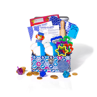 Hanukkah Kids Baking Gift Set - By Gift Kosher