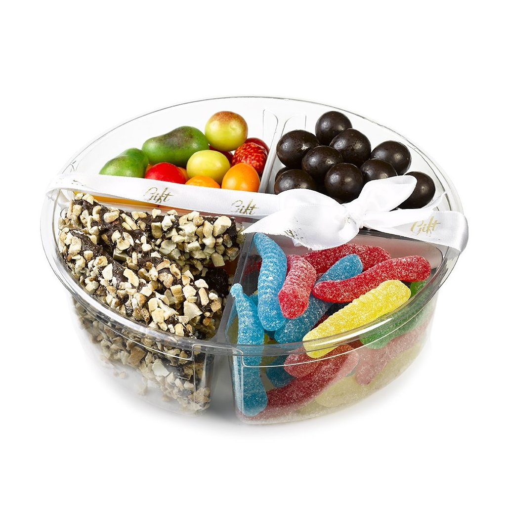 Gift Kosher Chocolate & Candy assorted Tray - Small