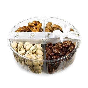 Small Gift Kosher tray with gourmet nuts
