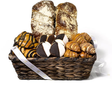 Signature Bakery Basket by Gift Kosher