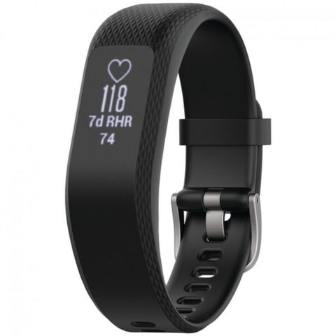 Garmin(R) 010-01755-10 vivosmart(R) 3 (Black, Small/Medium)