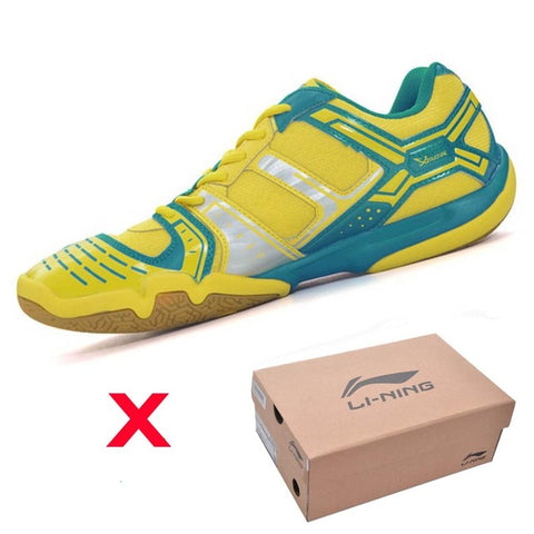 Li-Ning Women Saga Light Daily Badminton Shoes Anti-Slippery Sneakers Breathable Hard-Wearing LiNing Sport Shoes AYTM076 XYY030