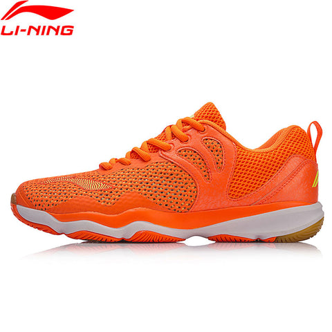 Li-Ning Men RANGER II LITE-TD Badminton Training Shoes Wearable Anti-Slip LiNing Breathable Sneakers Sports Shoes AYTN015 XYY080