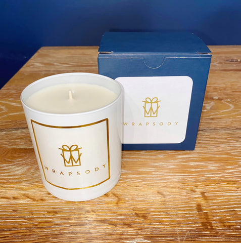 Wrapsody Candle 10oz in multiple scents