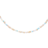 "Enewton Choker 15"" Hope Unwritten Necklaces in Cotton Candy at Wrapsody"