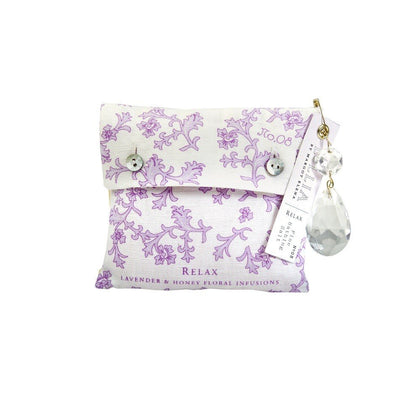 Lollia Bath Salt Sachet - Relax Bath & Body in  at Wrapsody