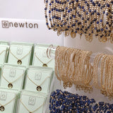 Enewton Design Classic 3mm Gold Bracelet with Paw Charm Bracelets in  at Wrapsody