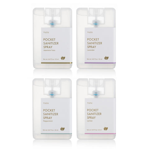 Pocket Sanitizer Bath & Body in  at Wrapsody