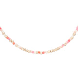 "Enewton Choker 15"" Hope Unwritten Necklaces in PInky Promise at Wrapsody"