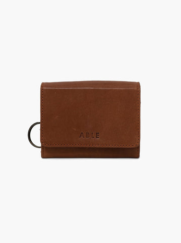 Able Meron Keychain Wallet in multiple colors Wallets in Whiskey at Wrapsody