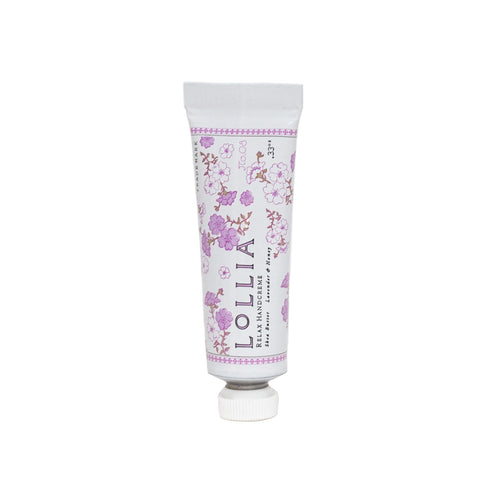 Lollia Small Hand Creme - Relax Bath & Body in  at Wrapsody