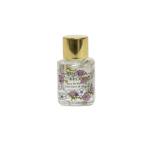 Lollia Small Travel Perfume - Relax Bath & Body in  at Wrapsody