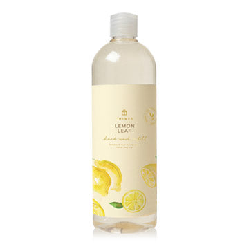 Thymes Hand Wash Refill in multiple scents Home Care in Lemon Leaf at Wrapsody