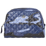 Oliver Thomas KST Cosmetic Case Blue Camo