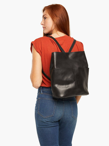 Able Selam Backpack Handbags in  at Wrapsody