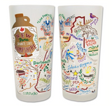 Catstudio Glass - New Hampshire Drinkware in  at Wrapsody