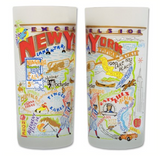 Catstudio Glass - New York Drinkware in  at Wrapsody