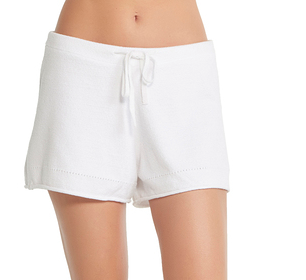 Barefoot Dreams Ultra Lite Shorts Shorts in  at Wrapsody
