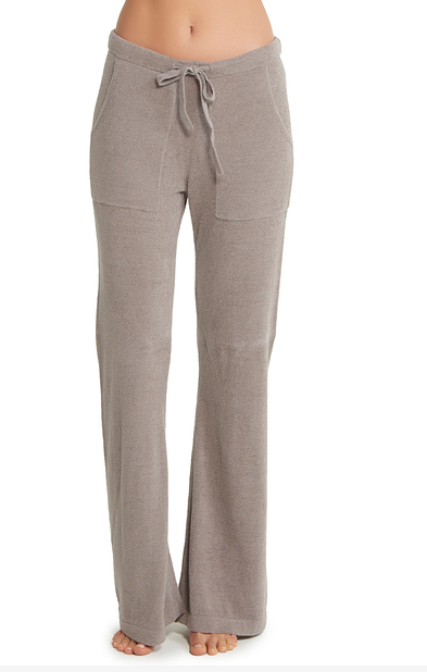 Barefoot Dreams CozyChic Ultra Light Lounge Pant Pants in Beach Rock at Wrapsody