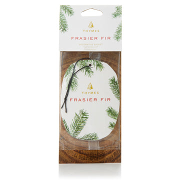 Frasier Fir Decorative Sachet Scents in  at Wrapsody