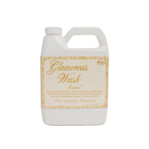 Tyler Glamorous Wash 32oz Scents in ENTITLED at Wrapsody