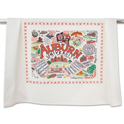 Catstudio - Auburn University Towel Kitchen Towels in  at Wrapsody