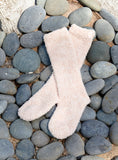 Barefoot Dreams CozyChic Heathered Socks Loungewear in  at Wrapsody