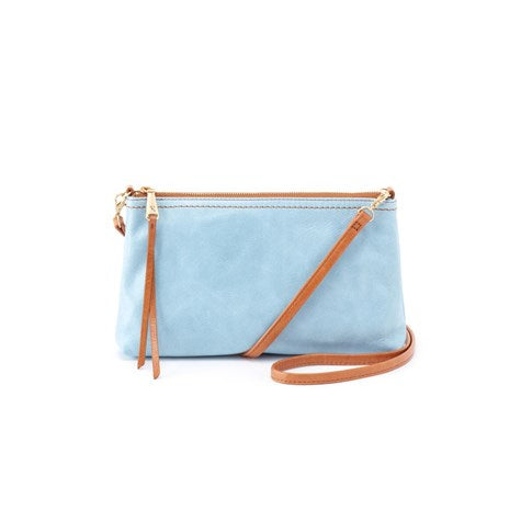 Hobo Darcy Crossbody Blue Mist