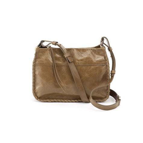Hobo Banjo Crossbody Mink