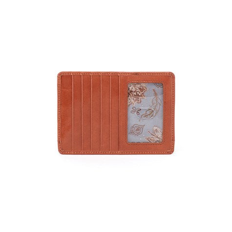 Hobo Euro Slide Wallet Clay