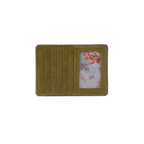 Hobo Euro Slide Wallet Willow